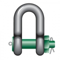 Chei de tachelaj drepte cu piulita si siguranta - Heavy Duty