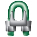 Bride cablu conform EN 13411-5 Tip B