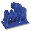 Trolii pneumatice pentru scara de vas